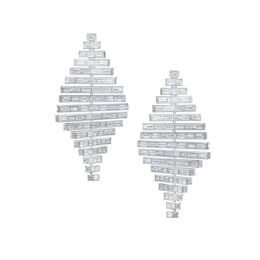 DeGem Vero Amore Diamond Earring