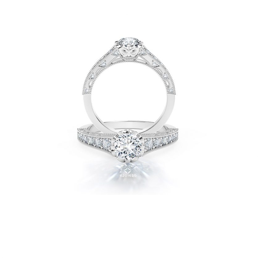 Forevermark Endlea Diamond Ring